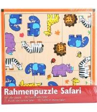 Imagine Puzzle safary