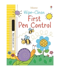 Imagine Caiet de activitati: First Pen Control Wipe Clean