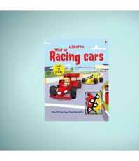 Imagine Wind Up Racing Cars