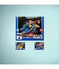 Imagine Set de construit Batalia galactica - set 2 modele