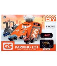 Imagine Parcare masini racing