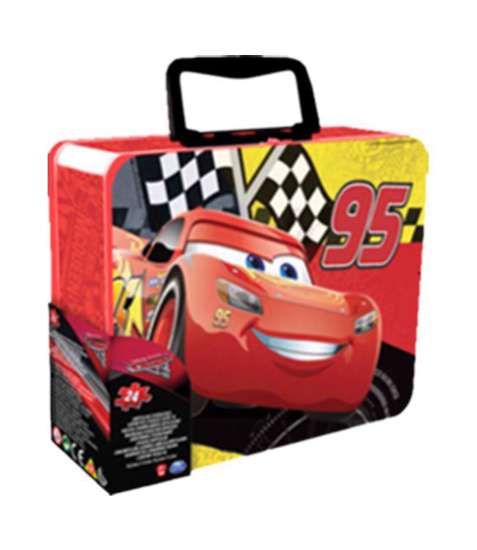 Imagine Cars 2 puzzleuri 3D (lenticulare)