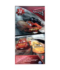 Imagine Cars 3 -set 2 puzzleuri 3D (lenticulare)