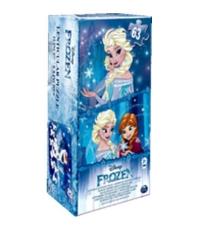 Imagine Elsa si Ana 2 puzzleuri 3D (lenticulare)