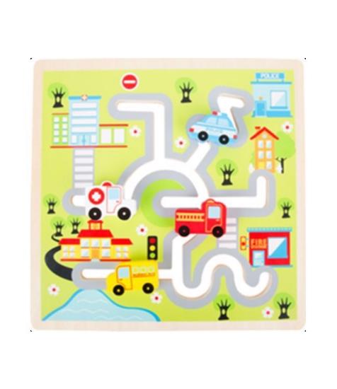 Imagine Puzzle-labirint oras