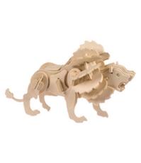 Imagine Puzzle 3D Animale salbatice - Leu