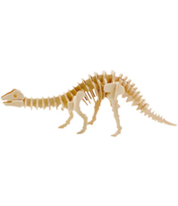 Imagine Puzzle 3D Dinozauri - Apatosaurus