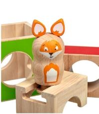 Imagine Construim dupa imagini- joc din lemn