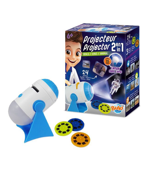 Imagine Proiector 2 in 1 Buki