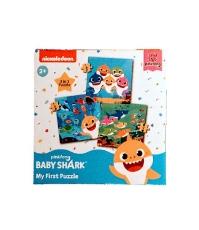 Imagine Puzzle Baby Shark 3 in 1